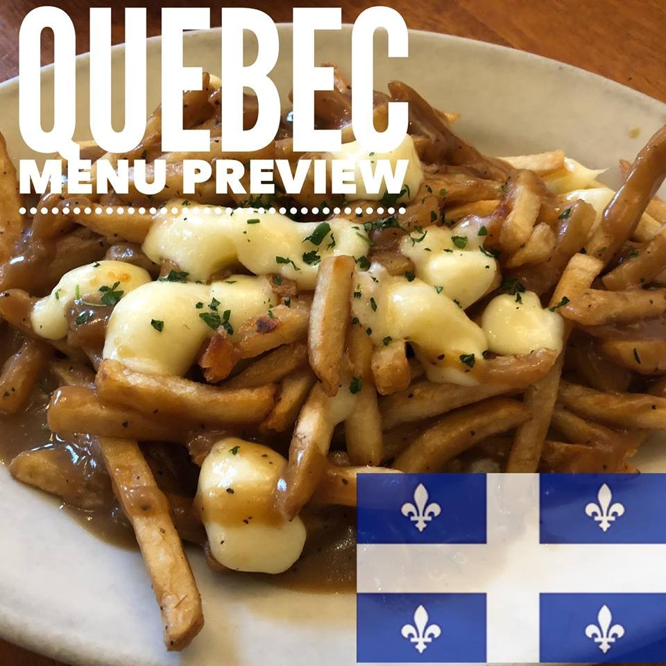 Sneak An Exclusive First Taste Of Coastal Kitchenu0027s Upcoming Menu Inspired  By The Canadian Province, With Glorious Gravy Soaked, Curd Topped Poutine  ...