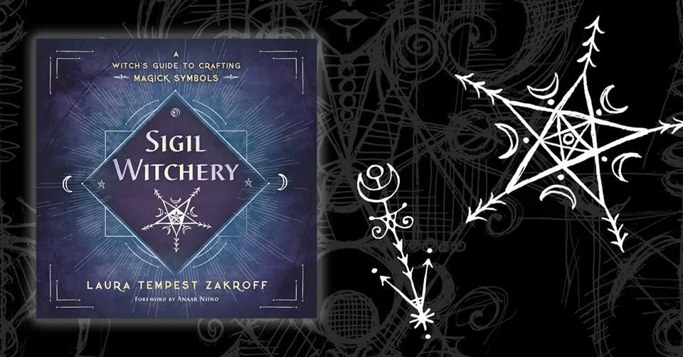 The Art Of Sigil Witchery At East West Bookshop In Seattle Wa On