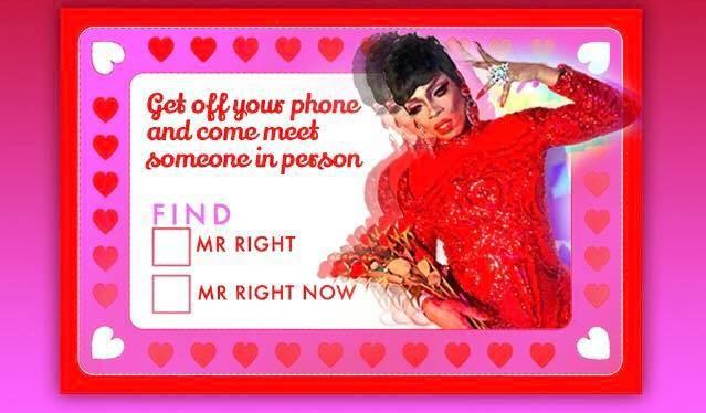 speed dating valentines day