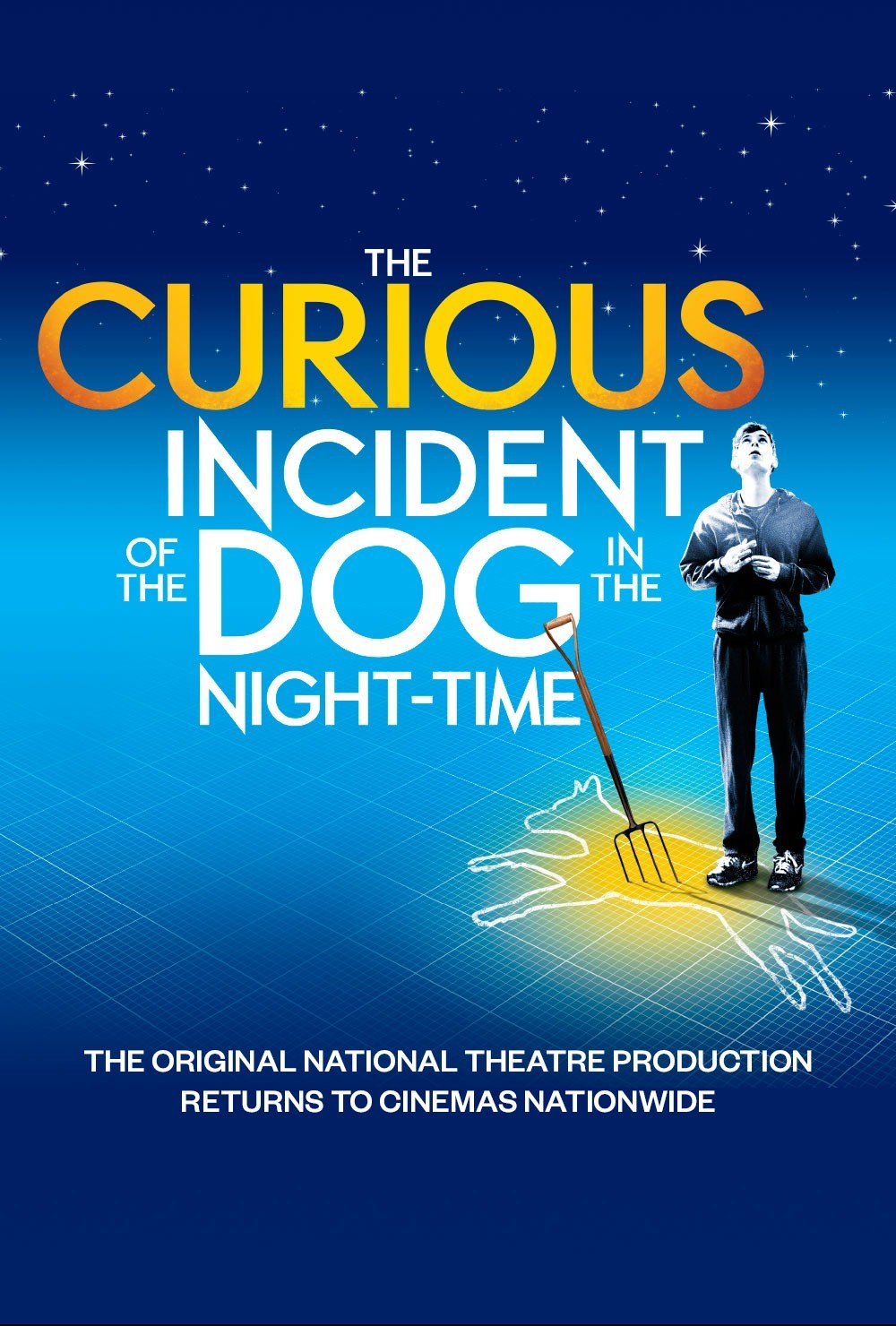 NT Live: The Curious Incident of the Dog in the Nighttime at AMC ...