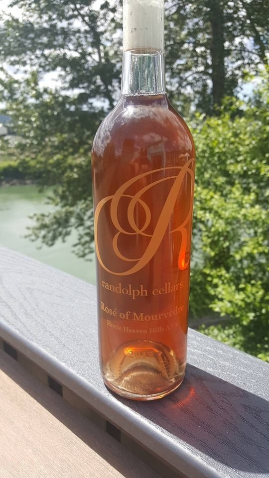 Family-owned winery Randolph Cellars will unveil their new rosé on their renovated patio accompanied by food and music. & Rosé Release Party at Randolph Cellars in Snohomish WA on Sat June ...