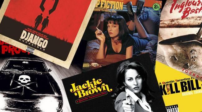 Resultado de imagen de Tarantino movies