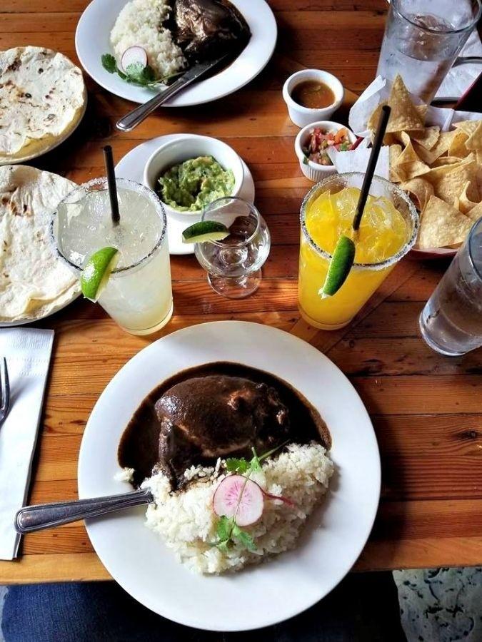 Cocina Oaxaca Seattle Wa The Stranger