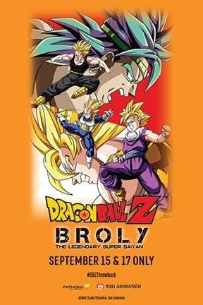 download dbz broly the legendary super saiyan