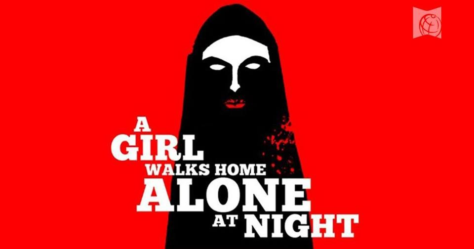 vampire planet a girl walks home alone at night at central library