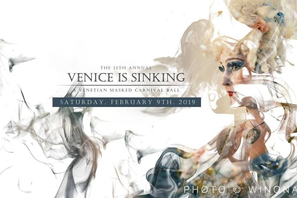 9c7ed8f091 Venice is Sinking Masquerade Ball 2019 at Seattle Design Center in ...