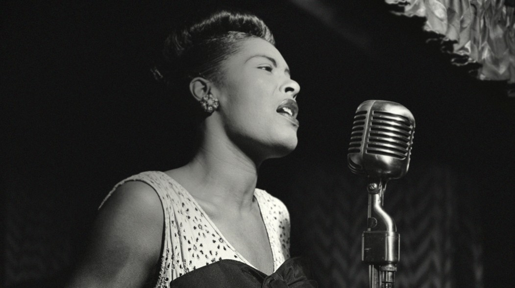 Painting the Town Red: The Music of Billie Holiday