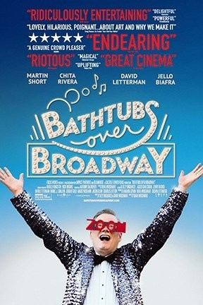 bathtubs over broadway (2018) - seattle movie times - the stranger