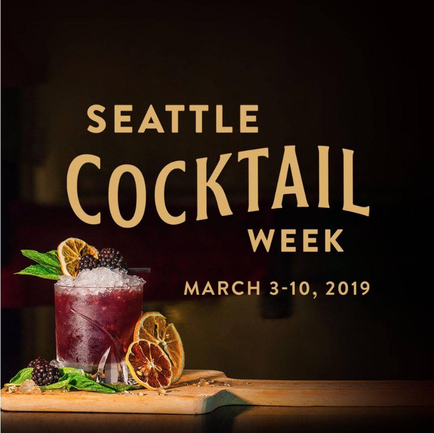 Seattle Cocktail Week