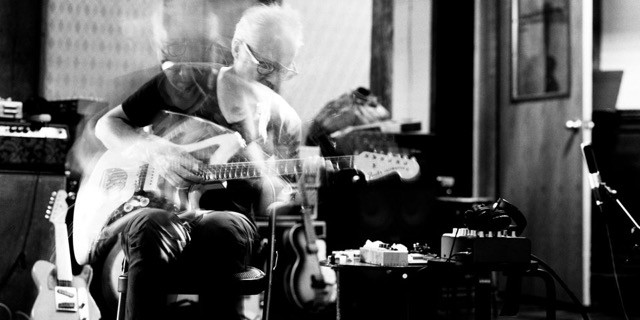 Bill Frisell Trio with Tony Scherr and Kenny Wollesen