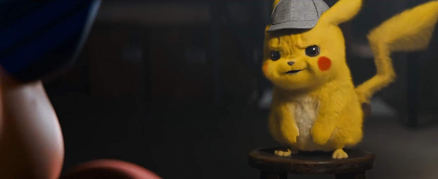 Pokémon Detective Pikachu Opening At Wide Release In On Fri May