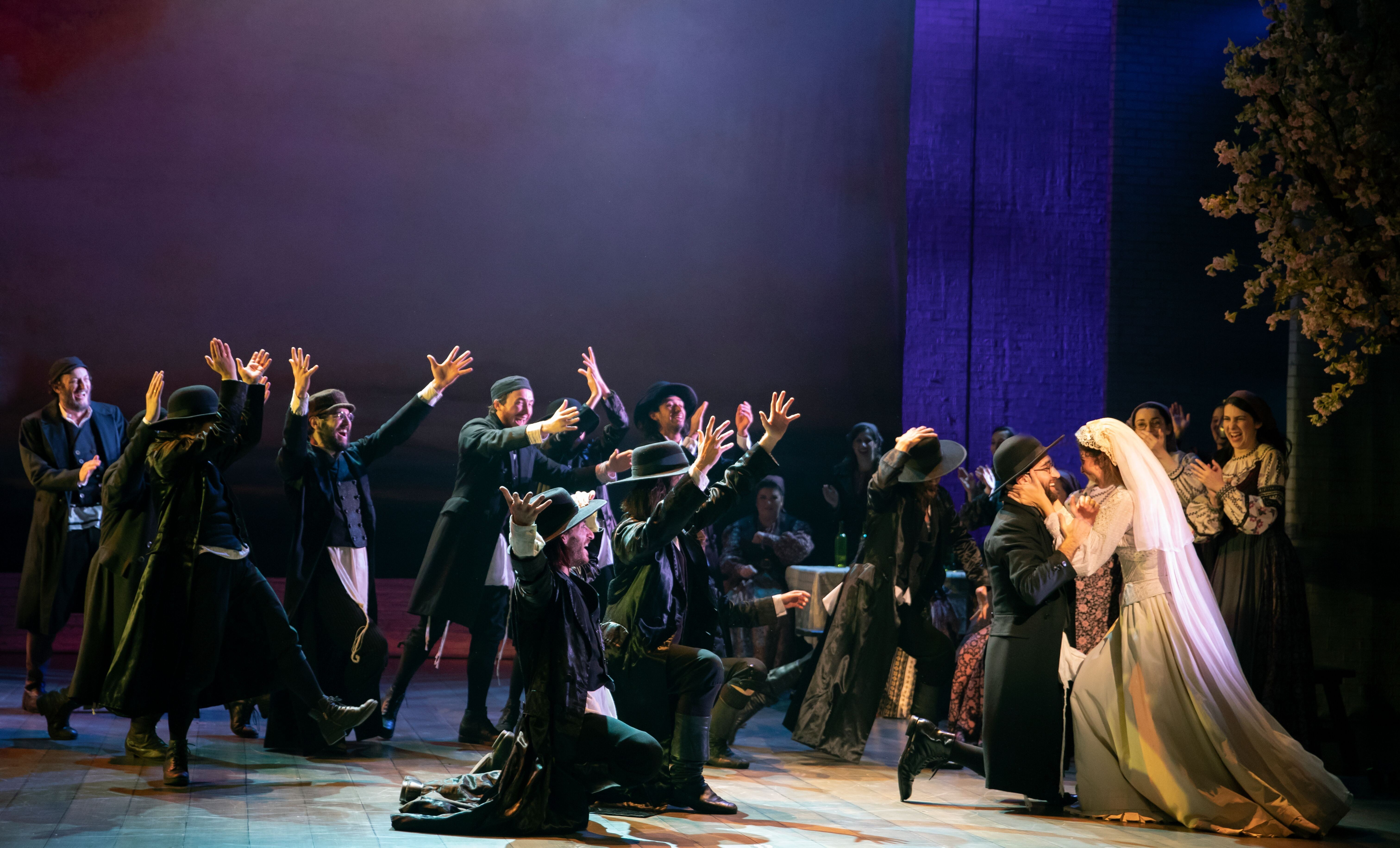 Seattle Event Calendar 2020 Fiddler on the Roof at Paramount Theatre in Seattle, WA on Jan 14