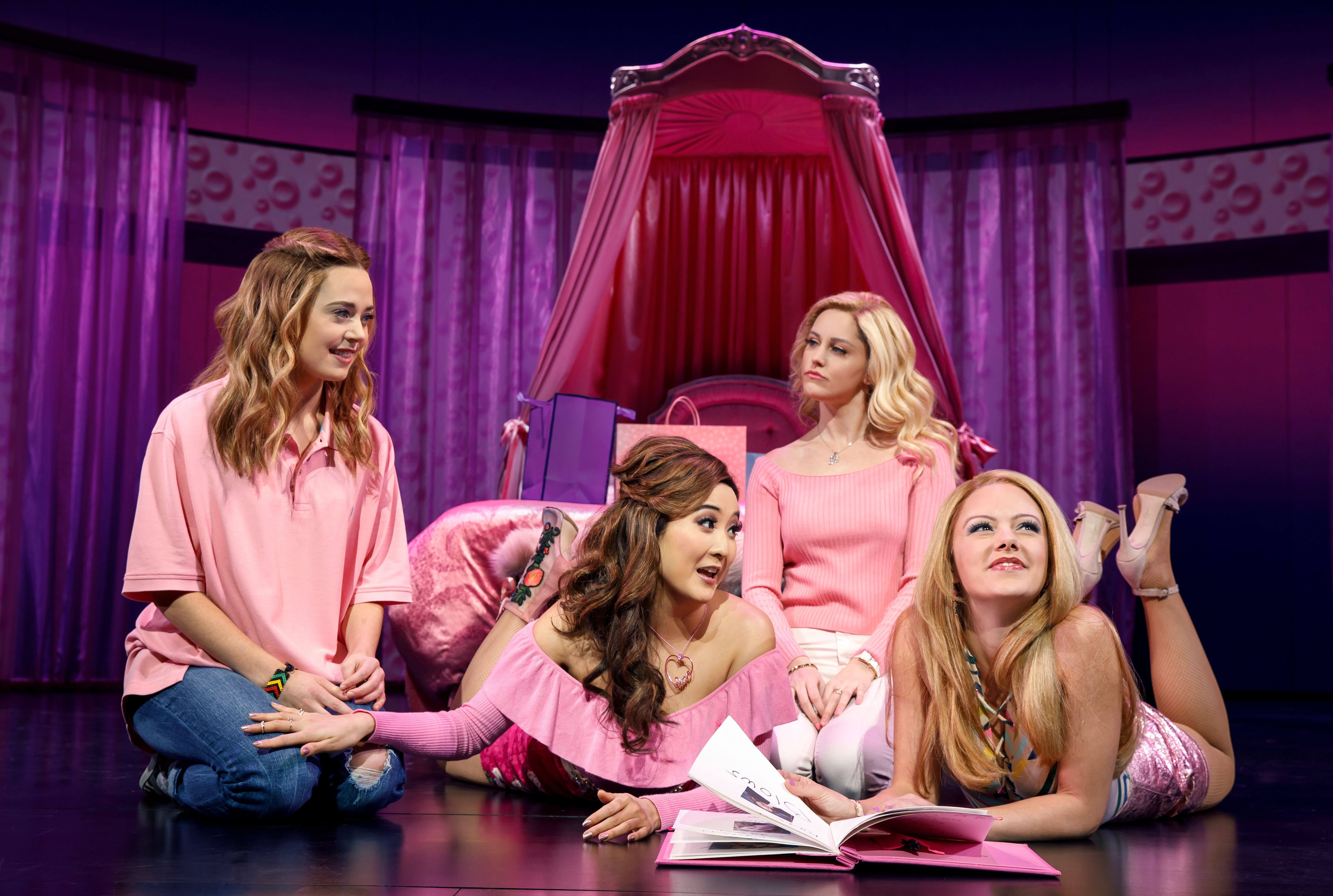 Seattle Events Calendar 2020 Mean Girls at Paramount Theatre in Seattle, WA on Aug 4–9, 2020