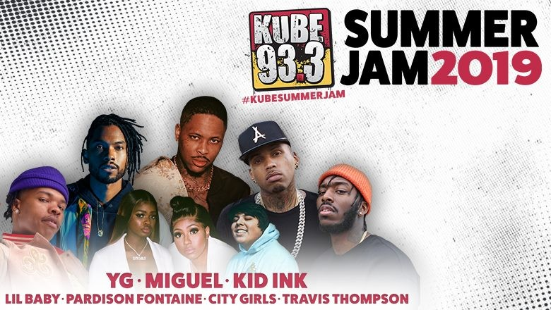 30977ed4b YG, Miguel, Lil Baby, Kid Ink, City Girls, Pardison Fontaine, Travis  Thompson. Tacoma Dome Tacoma