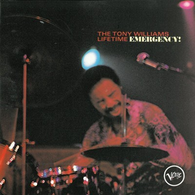 50th! Great Records of 1969: The Tony Williams Lifetime's 'Emergency!'
