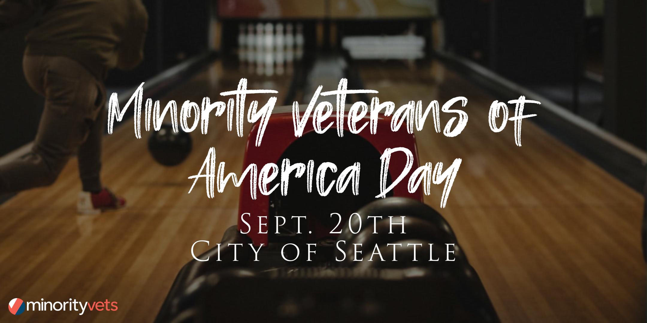 Minority Veterans of America Day