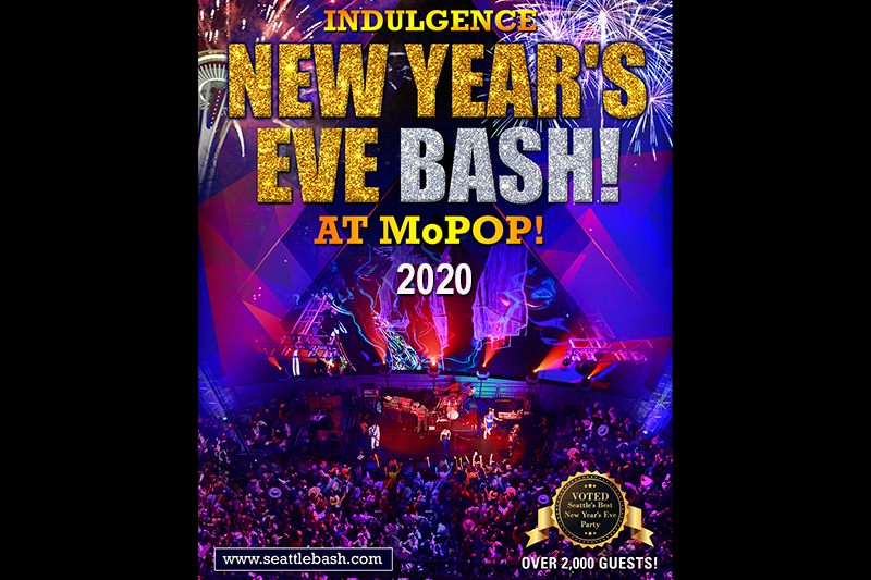 2020 Pop Culture Events.Indulgence New Year S Eve Bash At Museum Of Pop Culture