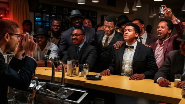 Regina Kings One Night in Miami, streaming on Amazon Prime Video starting Friday, imagines a fateful encounter between Cassius Clay, Jim Brown, Sam Cooke, and Malcolm X at the height of the civil rights movement.