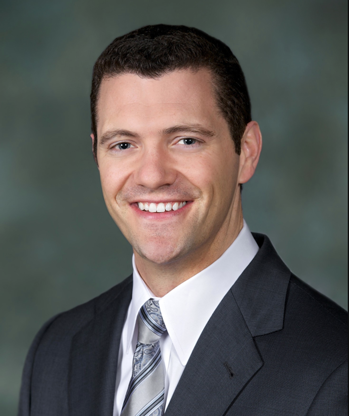 Candace Faber, former technology advocate for the city of Seattle, accused Sen. Joe Fain (pictured) of raping her in 2007. He denies the allegations.