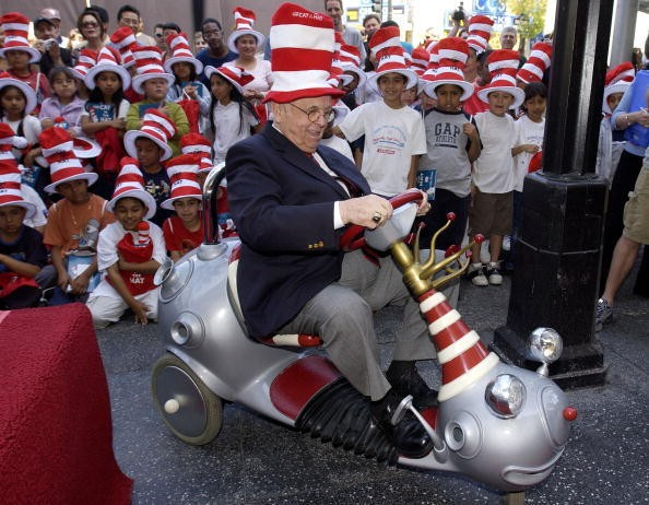 The Cat in the Hat will remain available.