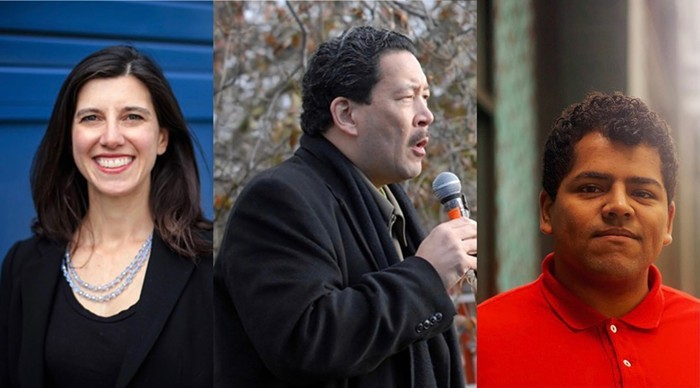 Only three mayoral candidates have specific climate platforms.