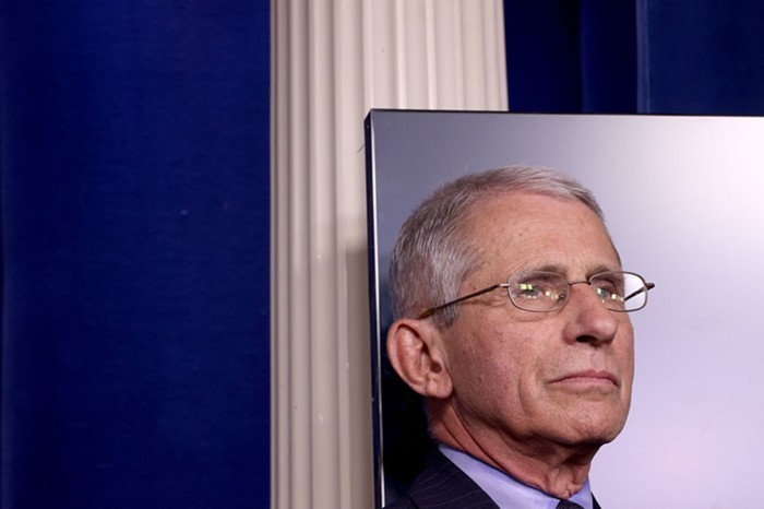 Turns out Dr. Anthony Fauci is a nice guy.