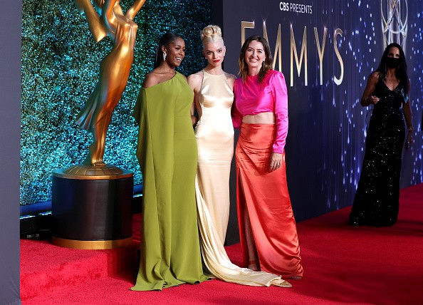 Wait you can just wear a Snuggie to the Emmys?