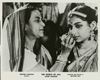 The Apu Trilogy: The World of Apu
