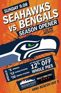 Seattle Sports & Recreation Events Calendar - The Stranger