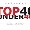 2012 Top 40 Under 40