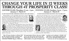 4T Prosperity Classes
