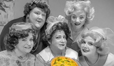 """5 Lesbians Eating a Quiche"" at the Richmond Triangle Players"