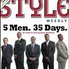5 Men. 35 Days.