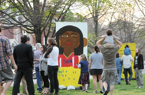 "A controversial decision to pull Art 180's ""What Do You Stand For"" exhibit off Monument Avenue medians became a public-relations disaster for Jones and his administration. ""It [would have set a] precedent that could have come back to bite us later on in terms of free speech and free expression. That was one of the main concerns."""
