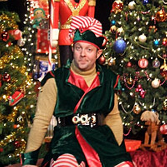 sycamore rouges holiday twofer delivers humor and hope - David Sedaris Christmas