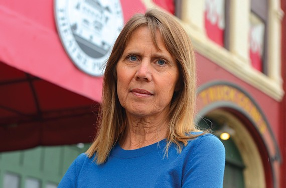 A group of theater people has proposed that the Firehouse Theatre Project rehire Carol Piersol. - SCOTT ELMQUIST