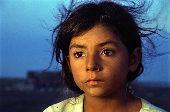 A portrait of an 8-year-old named Marisol kicked off a 16-year photojournalism project following the young Mexican girl's immigration to America.