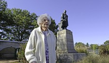 A Statue's Landing: Groups to Rededicate Columbus Monument