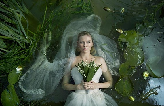 "A Wedding: Lars von Trier's ""Melancholia"" opens on Nov. 4. - MAGNOLIA PICTURES"