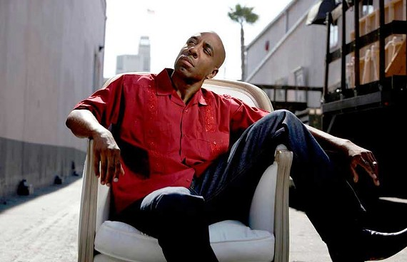 """Actor and comedian J.B. Smoove caught his first big break by appearing on HBO's """"Curb Your Enthusiasm."""" He's got even bigger plans for the future. """"I would love to break a man's arm with Matt Damon,"""" he says."""