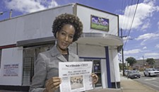 After Tough Times, Woman Launches North Side Paper