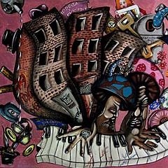 """Alice in da Bronx"" by Helene Ruiz."