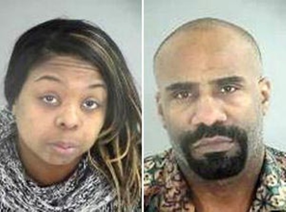 """Among the high-profile arrests in Henrico was Sonora Armstrong and her pimp, Calvin """"Good Game"""" Winbush, who were sentenced in federal court, in part, for transporting a 15-year-old girl across state lines for the purposes of prostitution."""