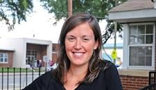 Amy Popovich, 28