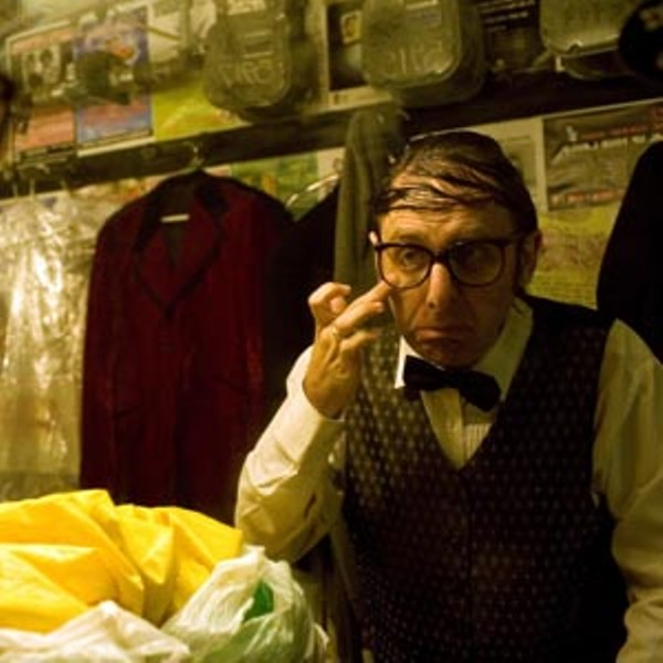 """""""But that's his life!"""" Infamous comedian Neil Hamburger has been regaling audiences around the globe since the '80s with cornball shtick that is equal parts Andy Kaufman and terminally ill Jerry Lewis."""