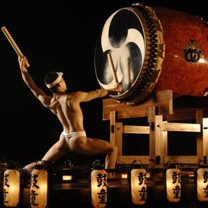 """We have traditional things in our bodies."" The Kodo Drummers of Japan will speak softly and carry a half-ton drum when they appear at the Landmark on March 17. The last Richmond appearance of the world famous percussion troupe was sold out."