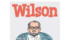 """""""Wilson,"""" by Daniel Clowes"""