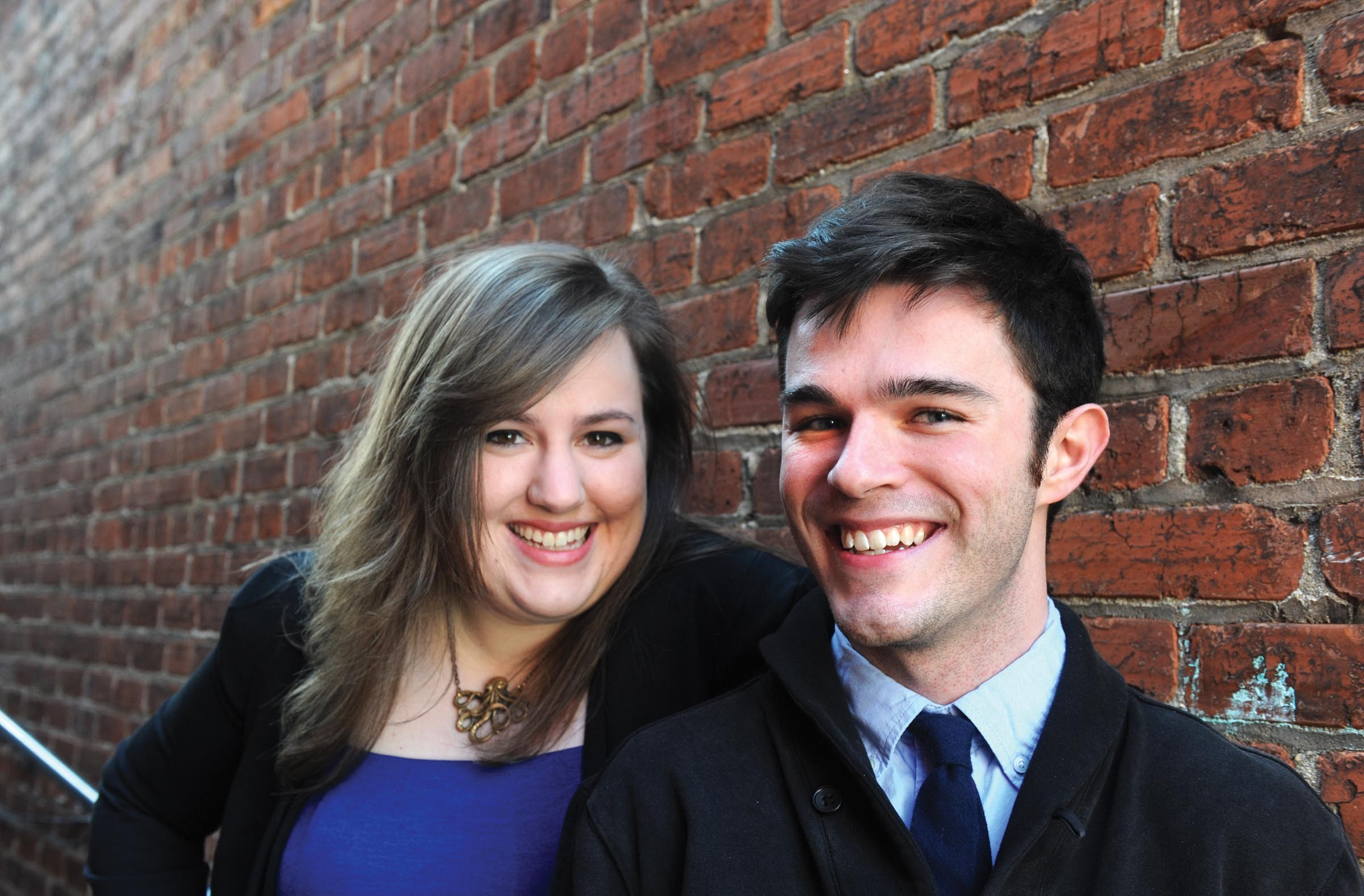 Annie Colpitts and Deejay Gray started TheatreLab to create a helpful resource for local theater companies. - SCOTT ELMQUIST