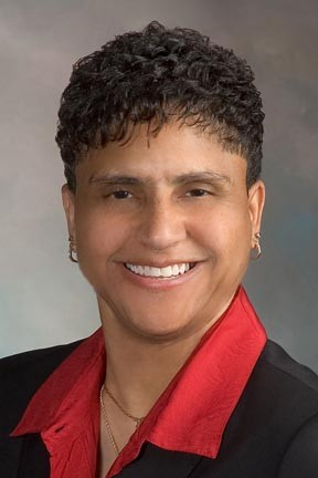 """Antoinette Irving, 48 - Facility Administrator for the Henrico County Sheriff's Office - """"We need to provide for the basic needs for the inmates as far as the services and care that they have and change the attitude of the administrators and the staff."""""""
