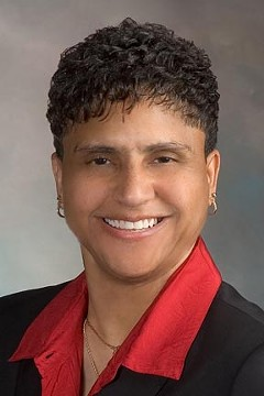 "Antoinette Irving, 48 - Facility Administrator for the Henrico County Sheriff's Office - ""We need to provide for the basic needs for the inmates as far as the services and care that they have and change the attitude of the administrators and the staff."""